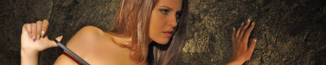model Giada Pagnoncelli header