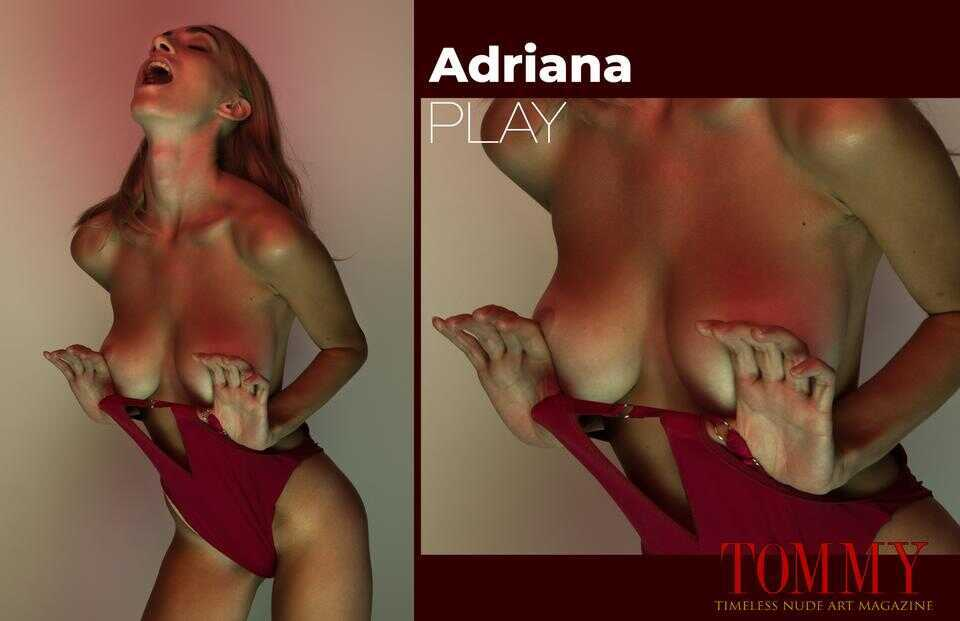 Tommy Nude Art - Adriana - Play - Other Photographers