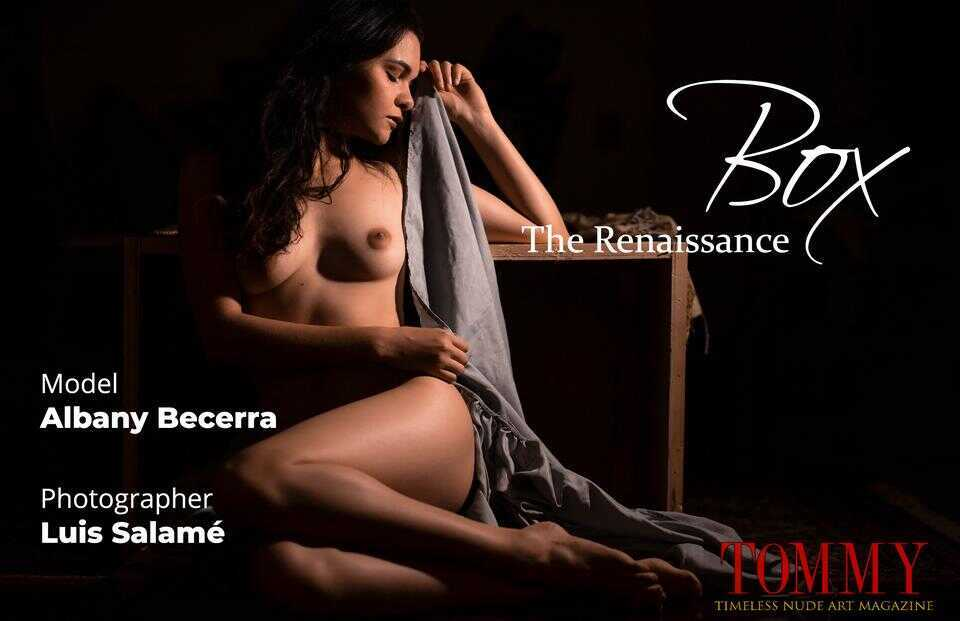 Tommy Nude Art - Albany Becerra - The Renaissance Box - Luis Salamé
