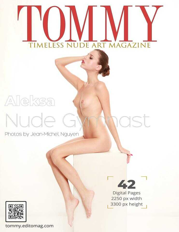 Cover Jean-Michel Nguyen - Nude Gymnast