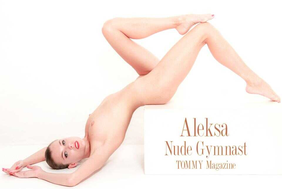 aleksa.nude.gymnast.poster poster