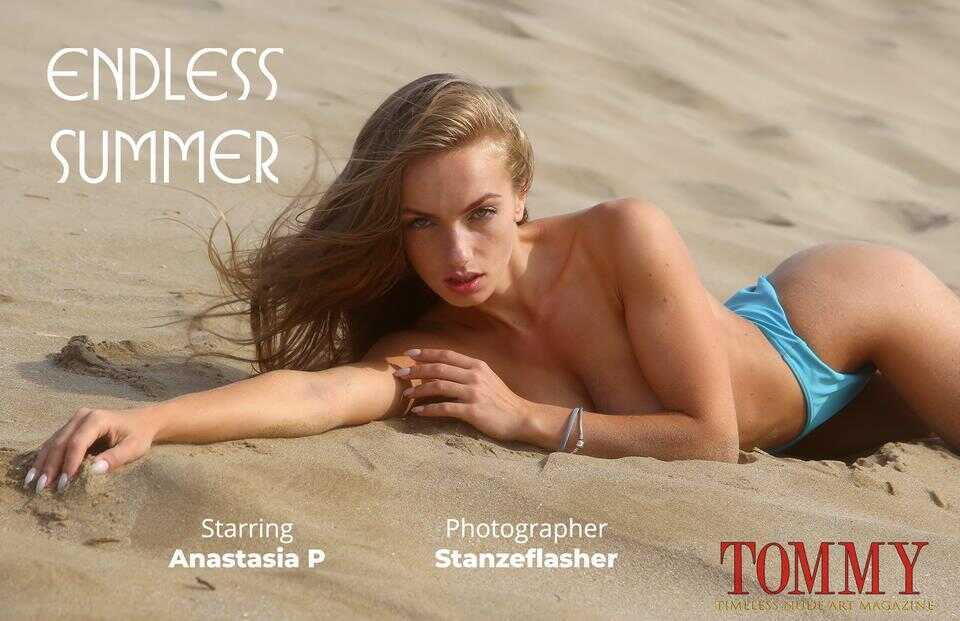 Tommy Nude Art - Anastasia P - Endless Summer - Stanzeflasher
