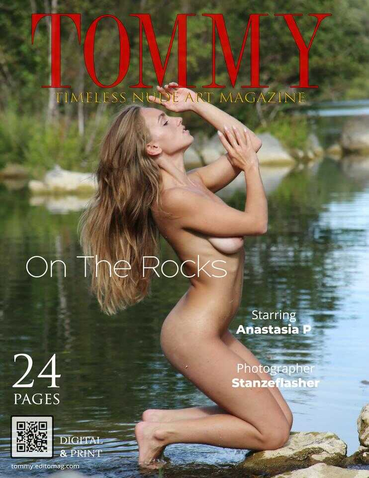 Anastasia P - On The Rocks