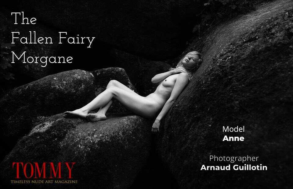 Tommy Nude Art - Anne - The Fallen Fairy Morgane - Arnaud Guillotin