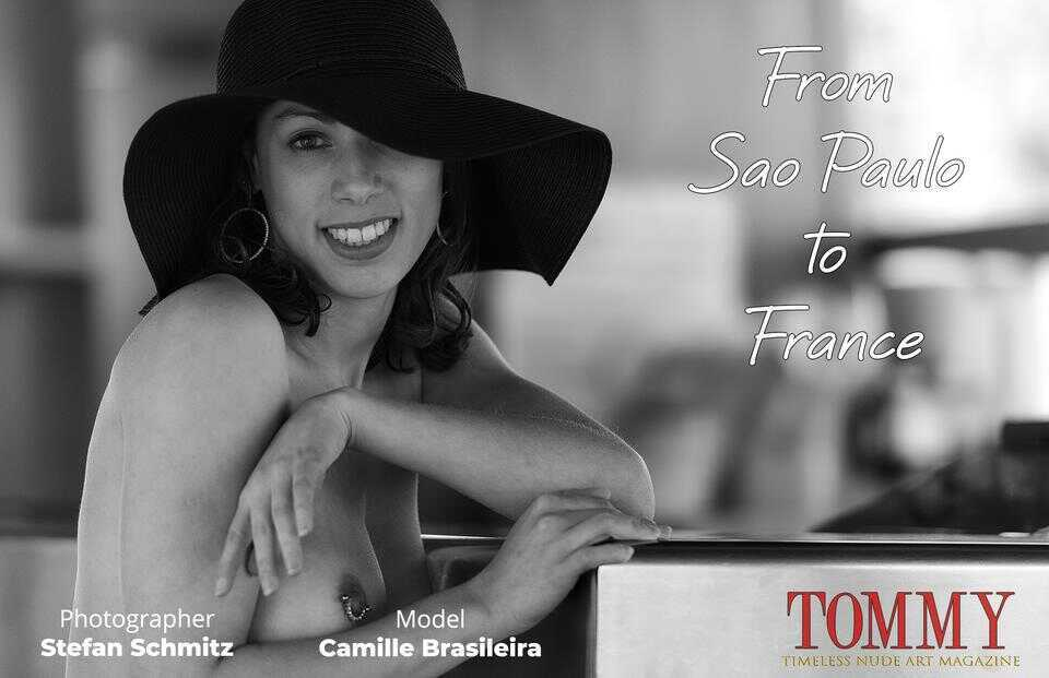 Tommy Nude Art - Camille Brasileira - From Sao Paulo to France - Stefan Schmitz