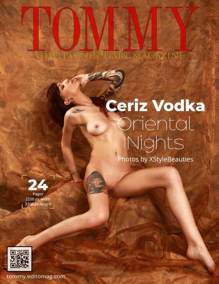 Ceriz Vodka - Oriental Nights