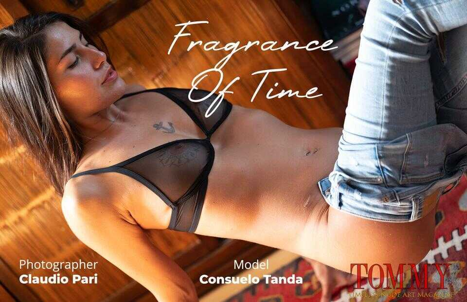 Tommy Nude Art - Consuelo Tanda - Fragrance Of Time - Claudio Pari