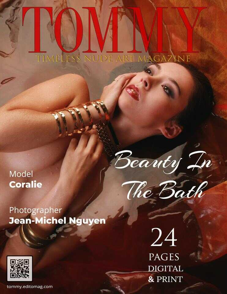 Cover Coralie - Beauty In The Bath