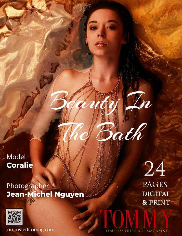 Back cover Coralie - Beauty In The Bath
