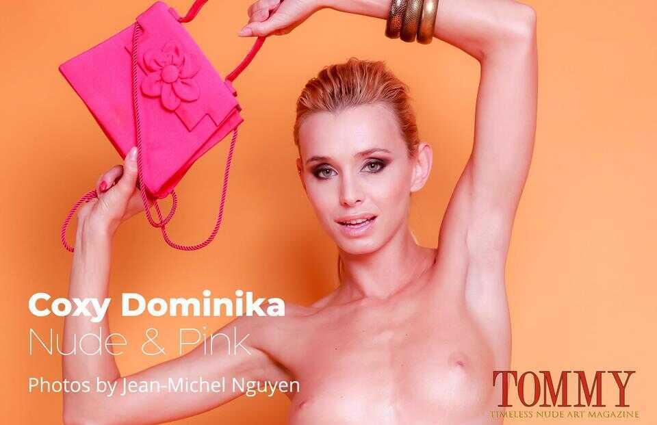 Tommy Nude Art - Coxy Dominika - Nude and Pink - Jean-Michel Nguyen