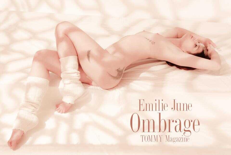 emilie.june.ombrage.poster poster