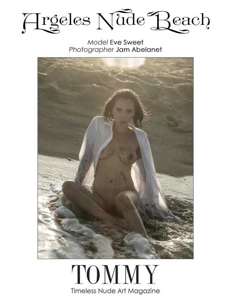 Eve Sweet  .  Argeles Nudist Beach - 2nd page