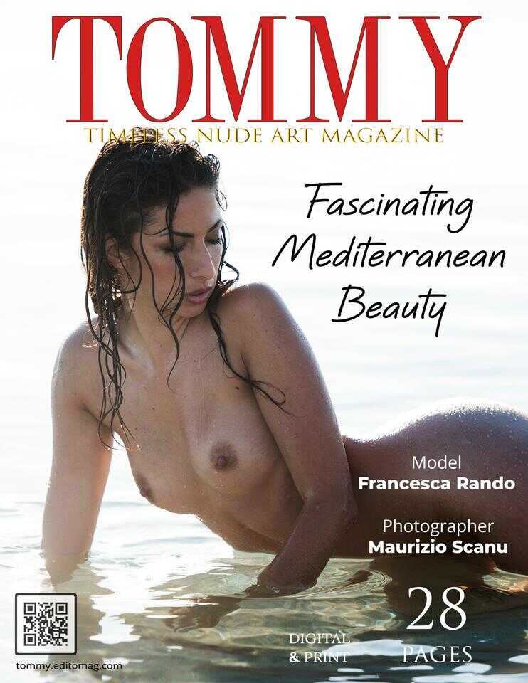 Fascinating Mediterranean Beauty-francesca.rando.fascinating.mediterranean.beauty.maurizio.scanu