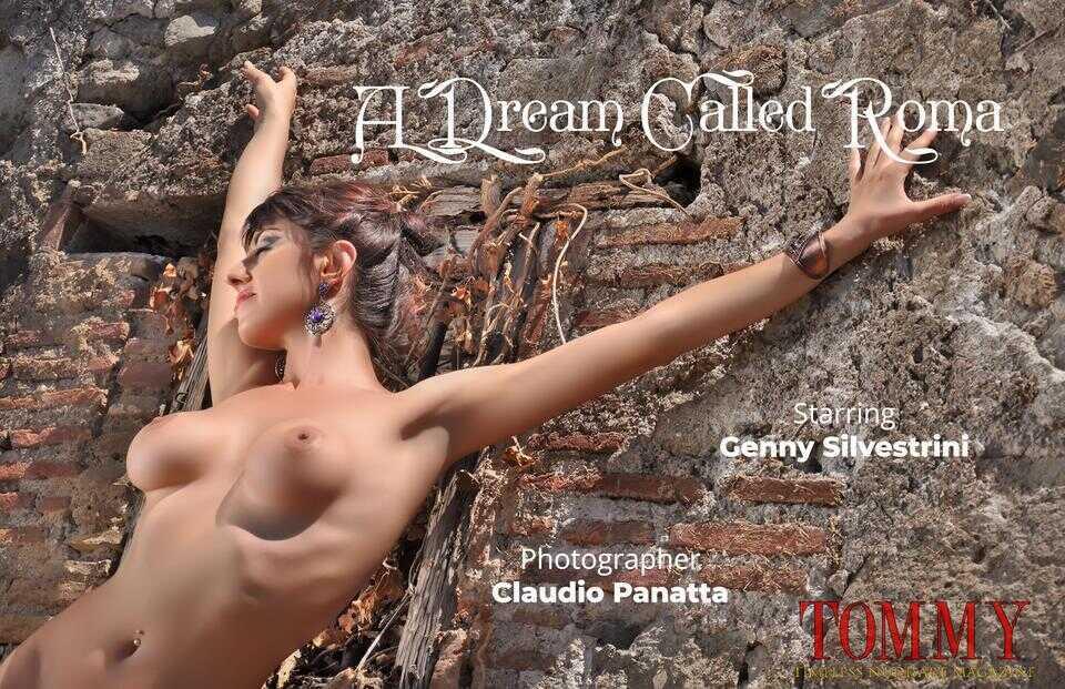 genny.silvestrini.a.dream.called.roma.claudio.panatta