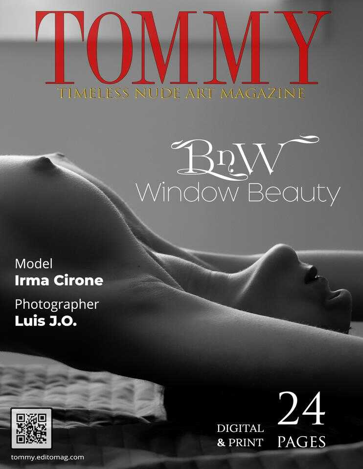 Irma Cirone - BnW Window Beauty