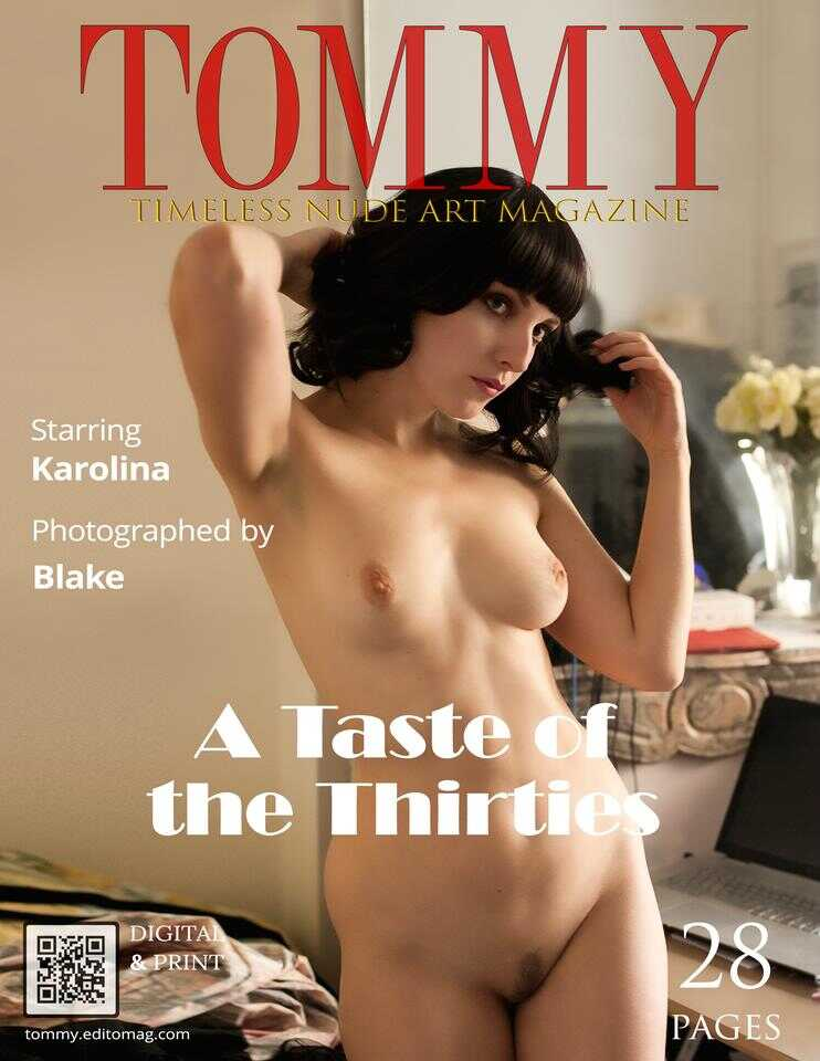 Karolina - A Taste Of The Thirties