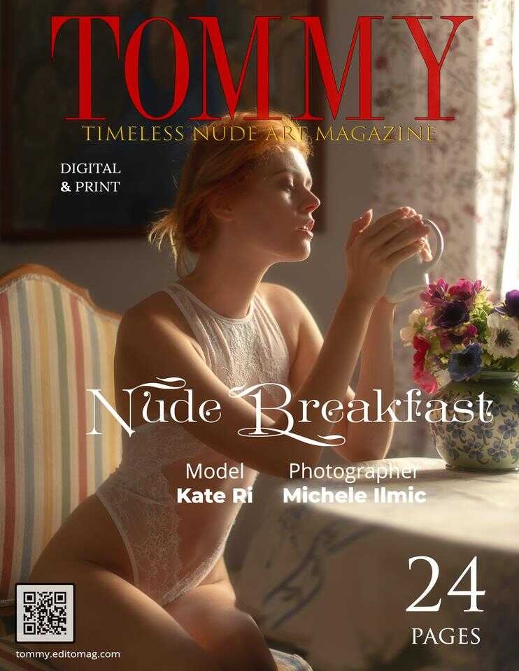 Kate Ri - Nude Breakfast