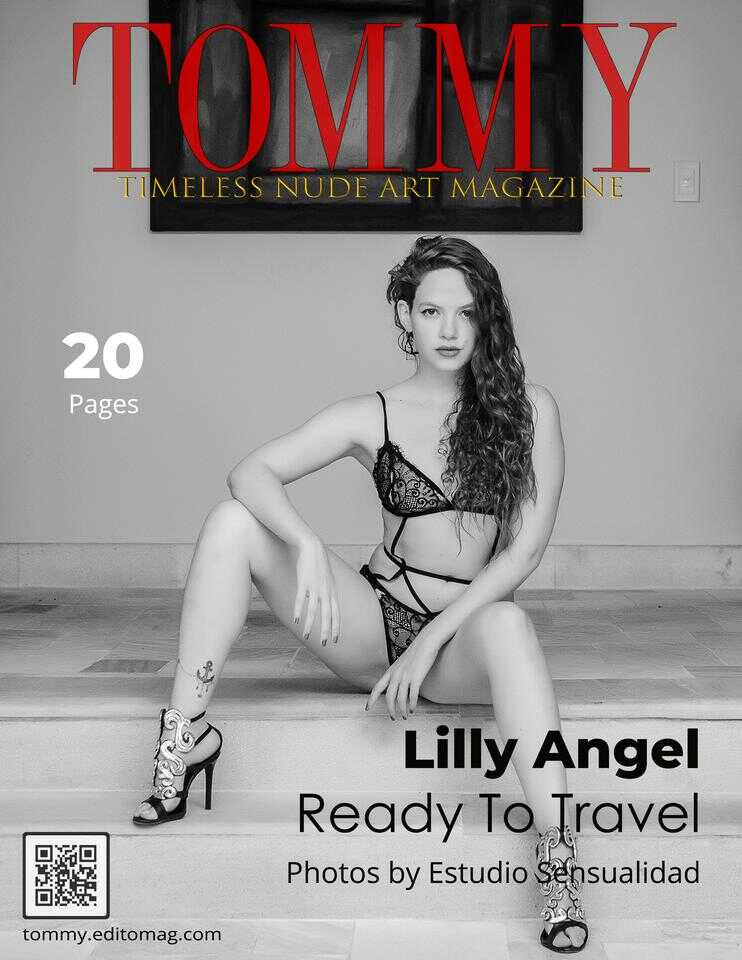 Lilly Angel - Ready To Travel