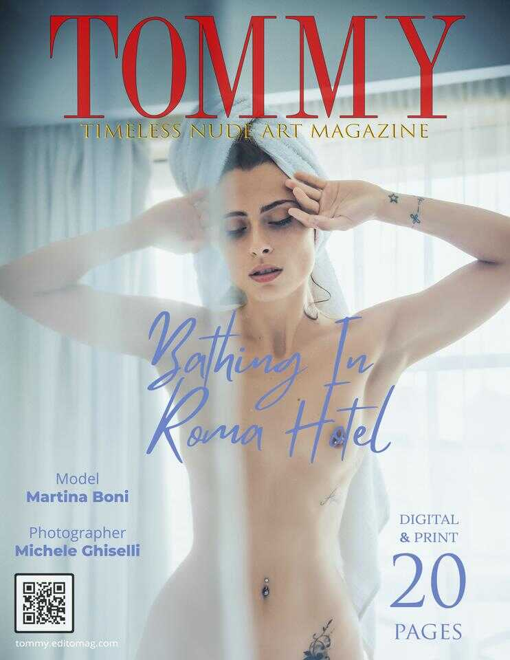 martina.boni.bathing.in.roma.hotel