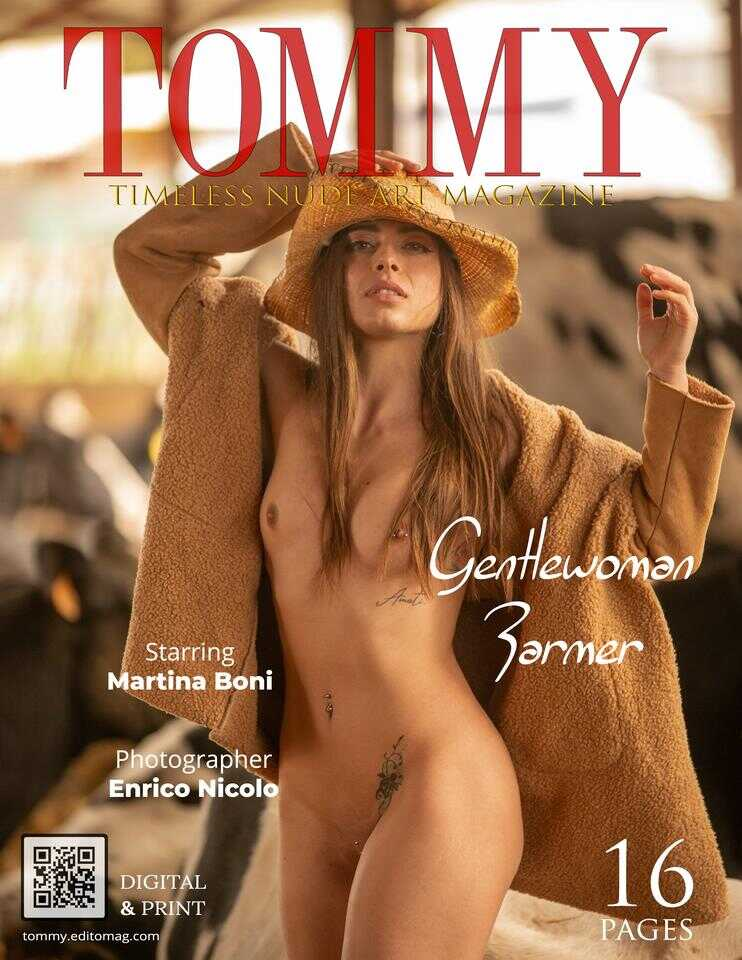 Martina Boni - Gentlewoman Farmer
