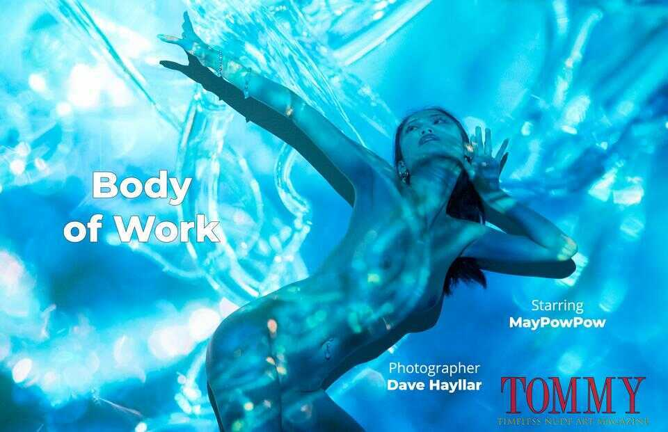 MayPowPow  .  Body of Work - Landscape Cover