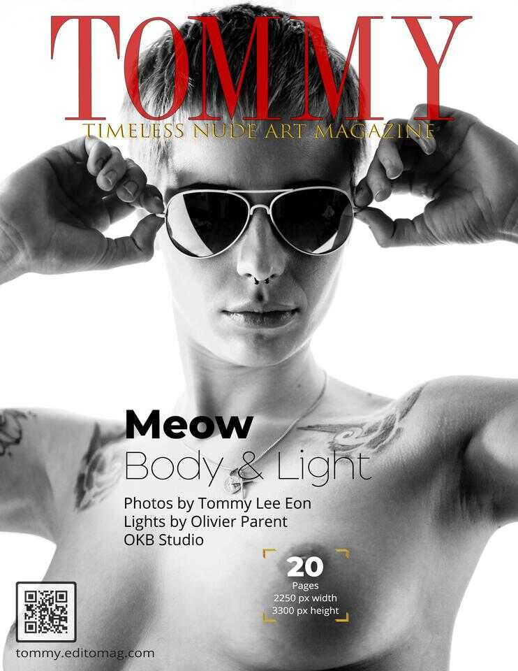 Cover Tommy Lee Eon - Body and Light
