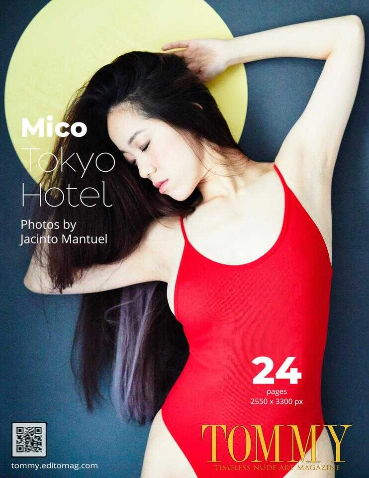 Back cover Mico - Tokyo Hotel