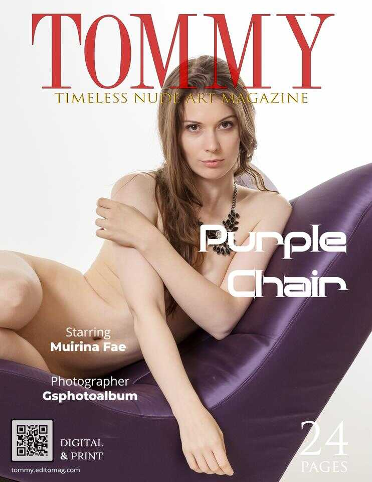 Cover Gsphotoalbum - Purple Chair