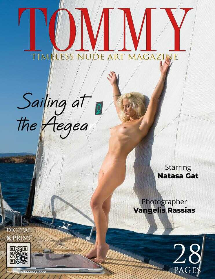 Tommy Nude Art - Nautical