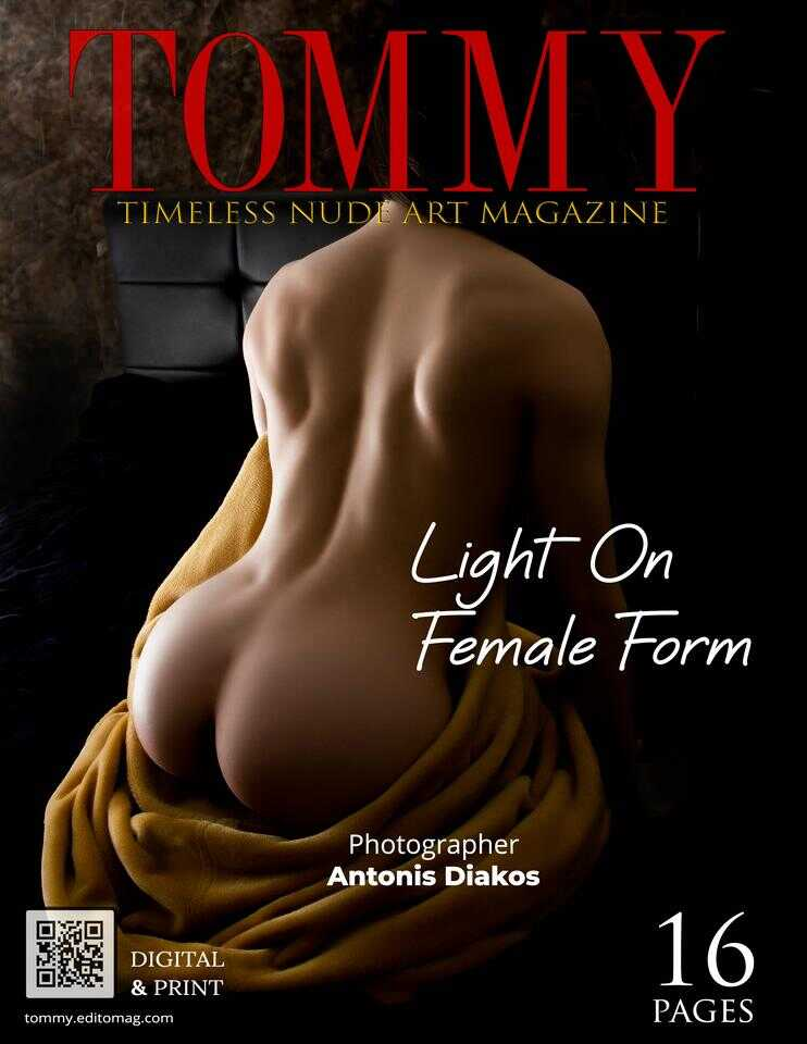 Cover Antonis Diakos - Light On Female Form