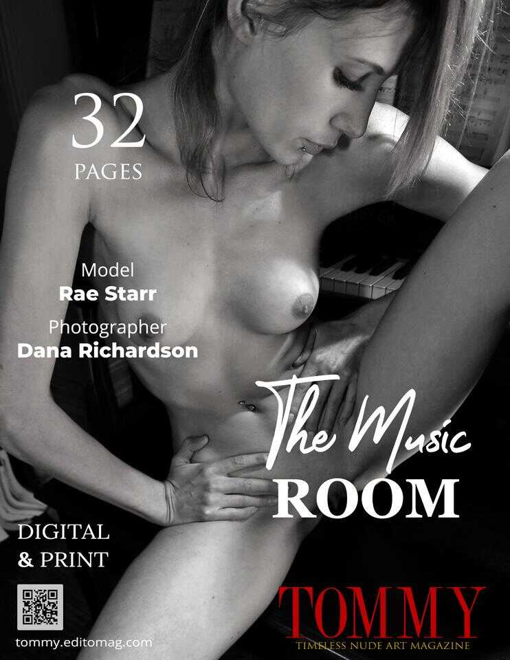 Back cover Rae Starr - The Music Room