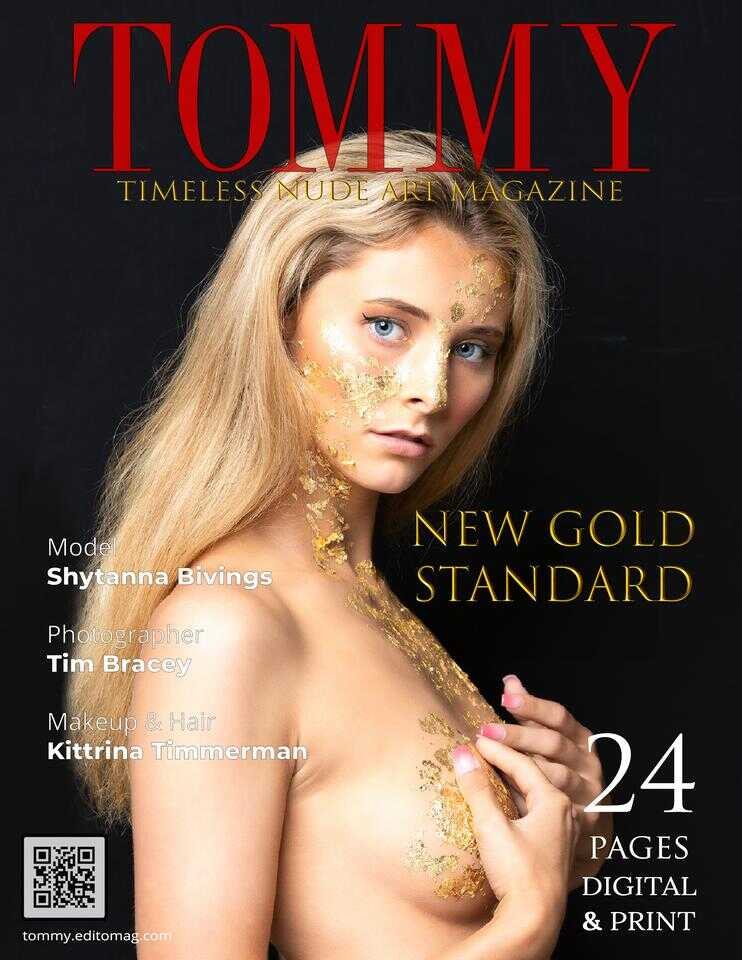 Cover Tim Bracey - New Gold Standard