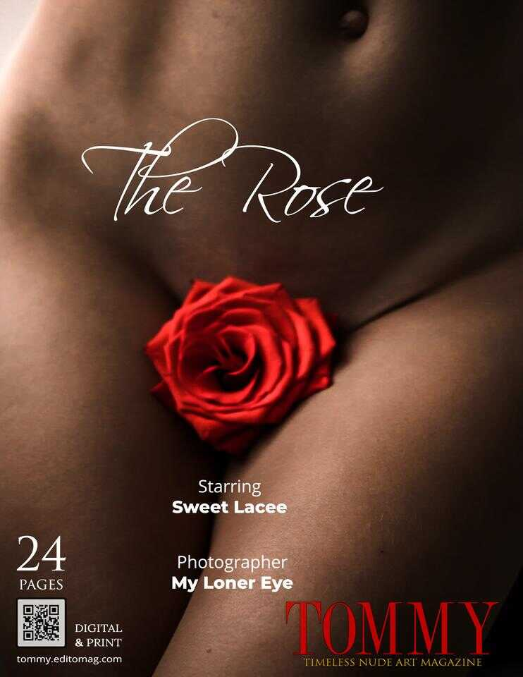 Back cover Sweet Lacee - The Rose